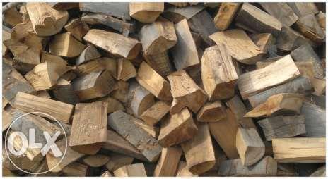 drewno kominkowe opałowe Transport gratis !!