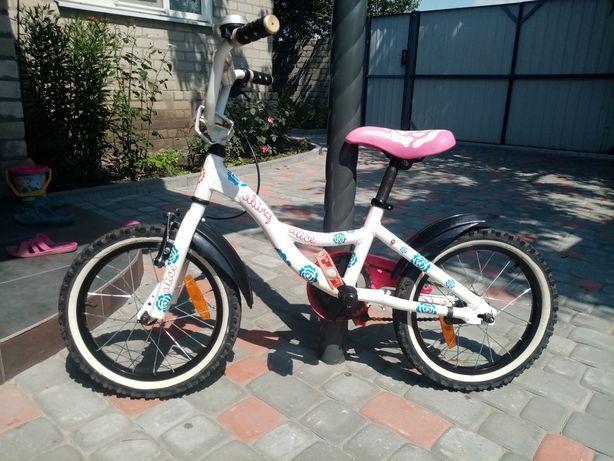 """Детский велосипед Alice Pride 16"""""""
