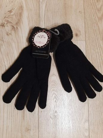 Перчатки теплые на флисе