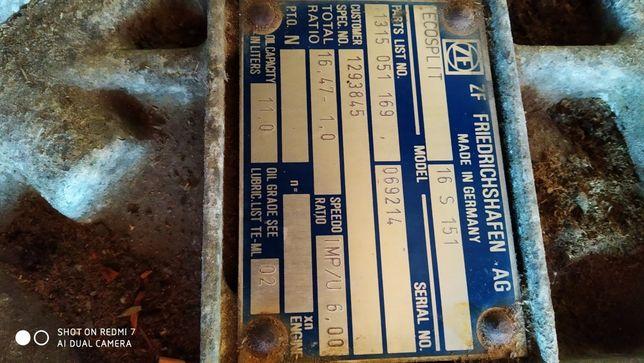 Коробка передач DAF(ATI)