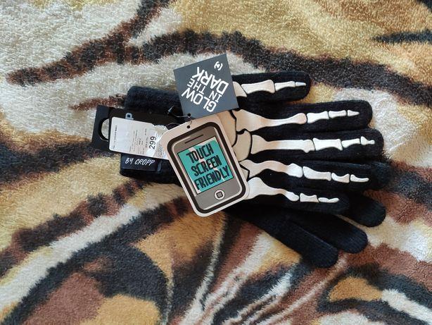 Перчатки мужские для смартфона