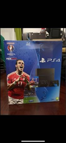PS4  2 comandos com Pes 2016