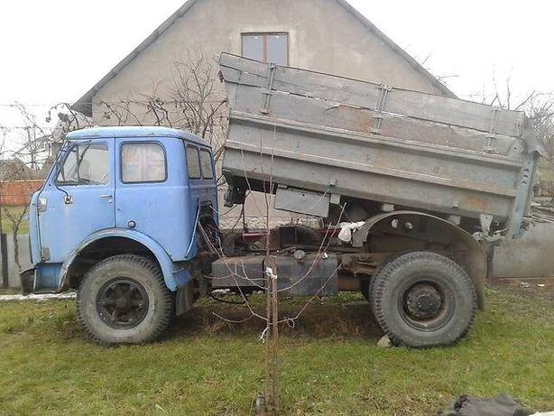 Продам автомобиль МАЗ-500 тягач