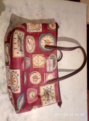 сумка лето пляжная с рисунком