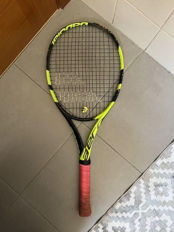 Raquete de tenis crianca
