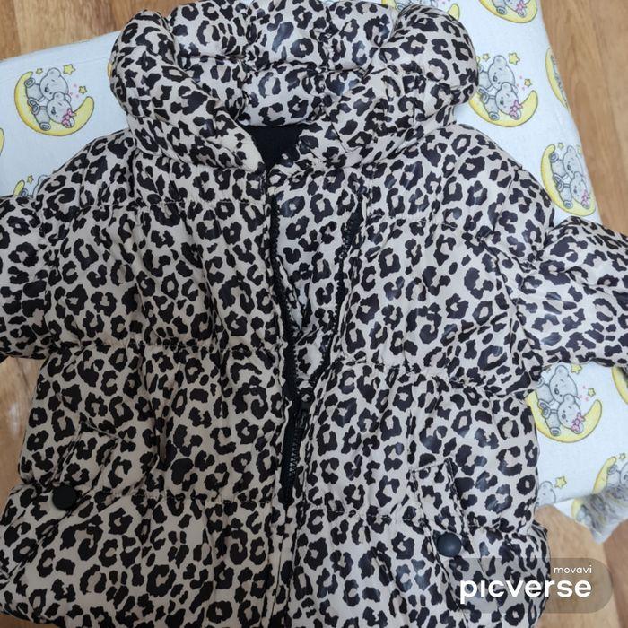 Детская стильная курточка для малышки Киев - изображение 1