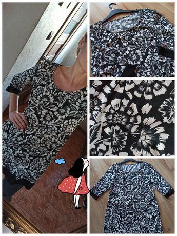 Sukienka, tunika F&F rozmiar 44, xl/xxl Sukienka na wiosnę/lato