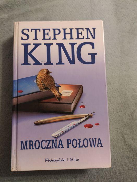 Stephen King - Mroczna połowa Warszawa - image 1