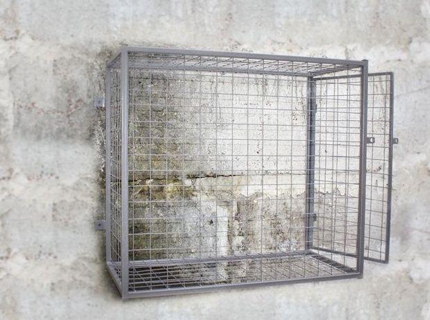 Сетка с дверцей, антивандальная для кондиционера, сетчатая 950х850/500