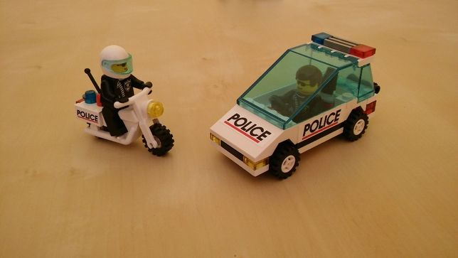 LEGO 6625 Police Highway Patrol / 1996