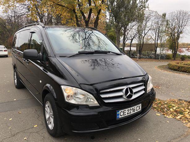 Mersedes-Benz Vito 116