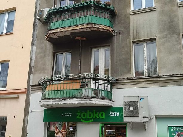 Mieszkanie na wynajem, Gajowicka z Hallera 1800zł
