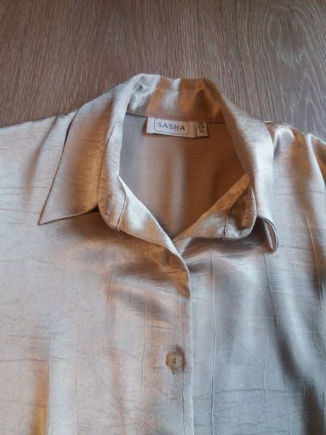 Bluzka 44 stare złoto sylwester