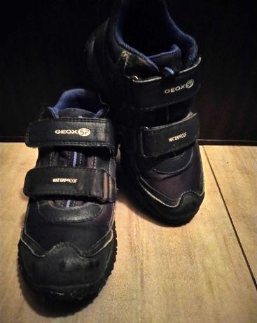 Buty, botki, trzewiki chłopięce Geox