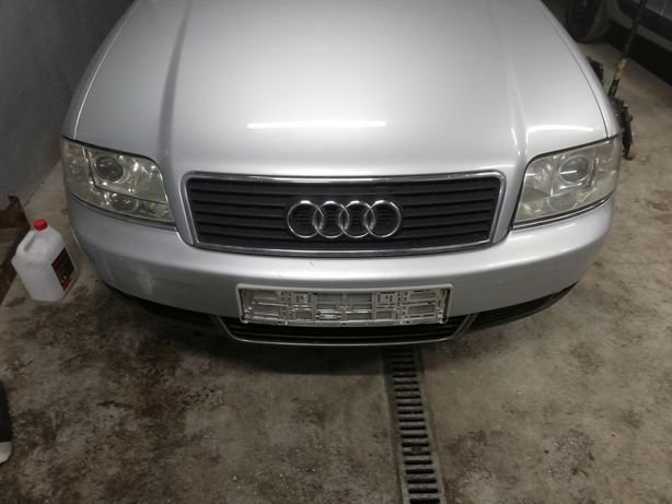 Audi A6 c5 maska ly7w Lift stan idealny