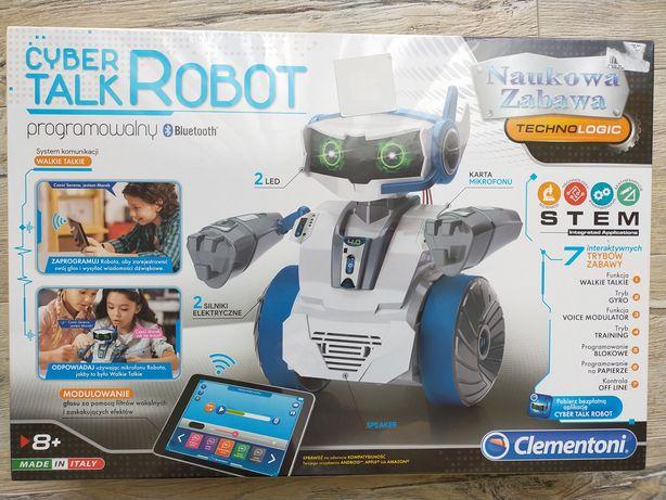 CyberTalk Robot - Mówiący robot
