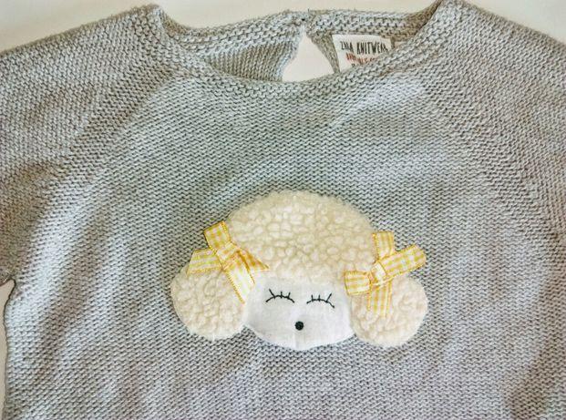 Jak nowy! Sweter, bluza, Zara 92