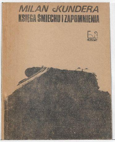 Księga śmiechu i zapomnienia - II obieg M.Kundera