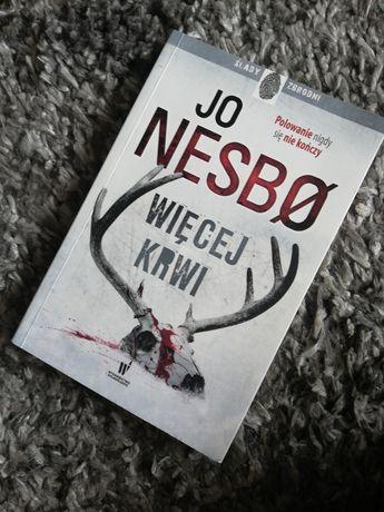 Więcej krwi Jo Nesbo