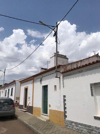 Casa Alentejo terrea com quintal.Portalegre Monforte