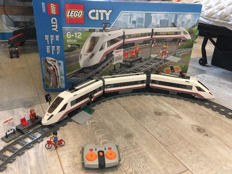 Lego pociąg 60051 Warszawa - image 1