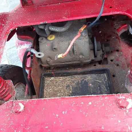 Skrzynia biegów 5+R castel garden motec viking kosiarka traktorek
