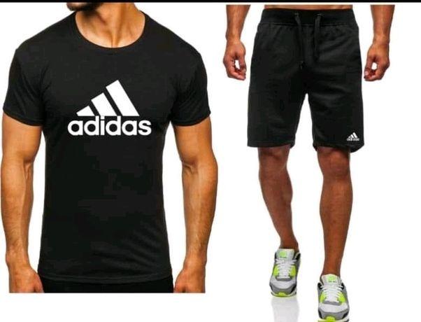 Koszulka plus spodenki. Różne modele i rozmiary