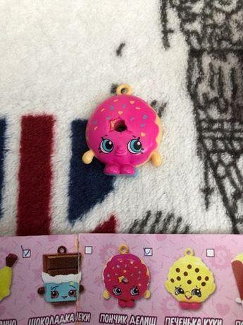 Новая фигурка Пончик Делиш из коллекции Shopkins