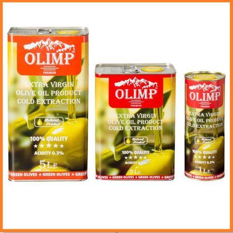 """Масло оливковое TM """"OLIMP"""" RED LABEL 5л. ОПТ. Розница"""