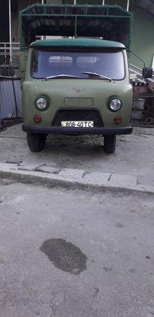 УАЗ бортовий 452