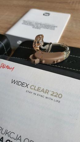 2 aparaty słuchowe z firmy Widex. Możliwy sprzedaż jeden aparat