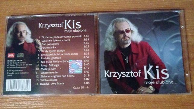 Krzysztof Kis - Moje ulubione , CD 2003