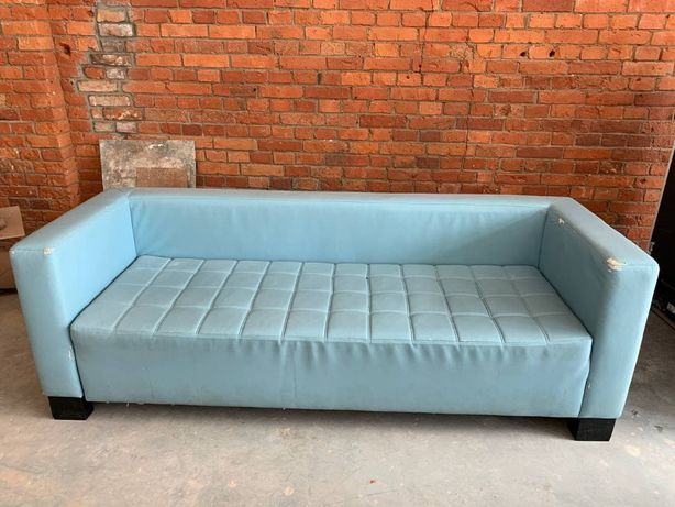 Офисный диван (кожзам)