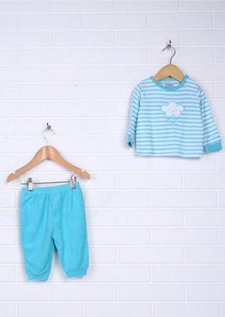 Новая махровая пижама от немецкого бренда Impidimpi рост 62/68