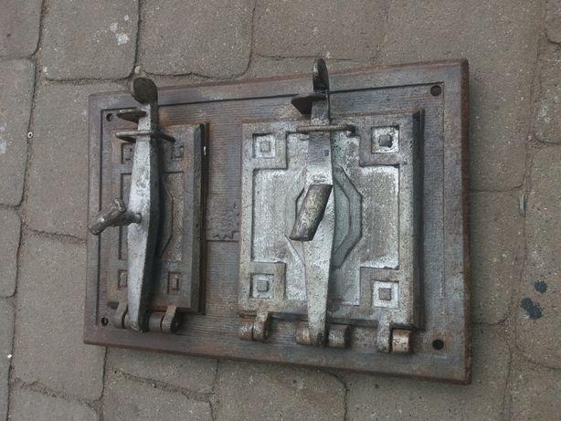 Drzwiczki do pieca