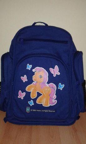 Tornister nowy Plecak My Little Pony (konik, kucyk, kucyki)