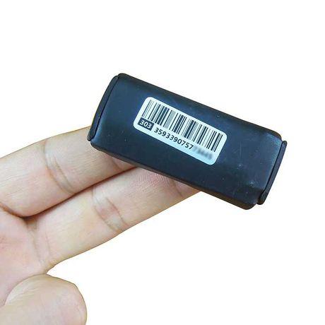 Mini Lokalizator GPS Podsłuch Nagrywanie na karcie SD
