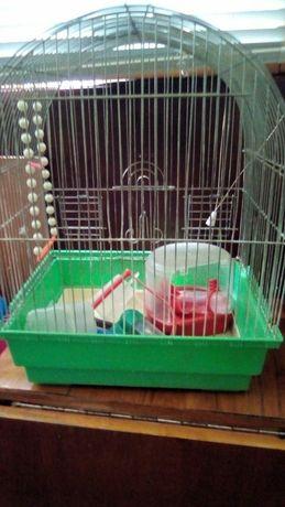 Клетка для птичек.