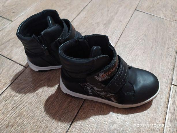 Ботинки дитячі 28 розмір