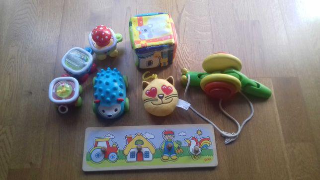 Zabawki Skip Hop ,Plan Toys,Goki