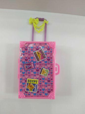 Розовый чемоданчик Монстер Хай