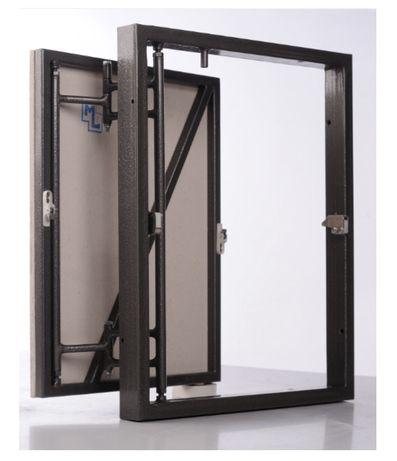 Новий нажимний ревізійнийм люк невидимка під плитку 60 см 70 см