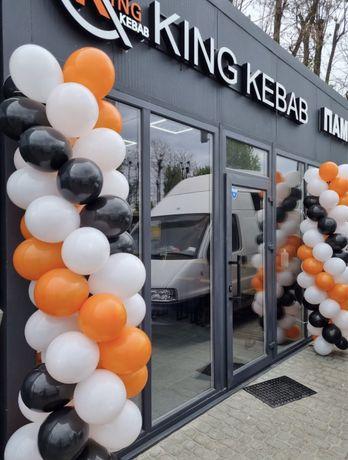 Продам діючий бізнес King Kebab,шаурма,кебаб