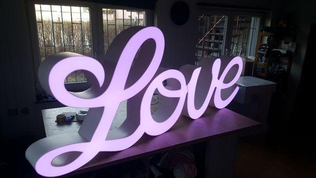Love pisane nowość