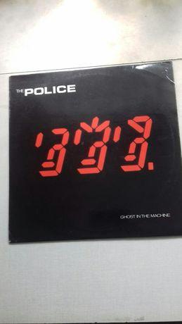 Виниловая пластинка The police Ghost in the machine