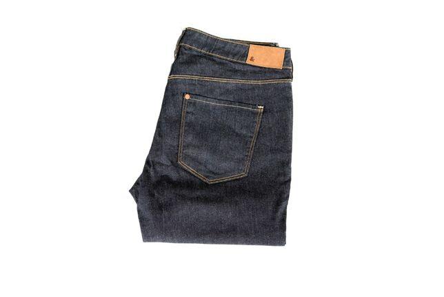 Męskie spodnie jeansy H&M Slim Fit r. 33