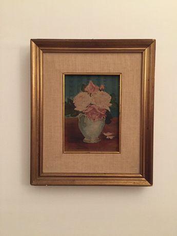 Картина маслом, цветы