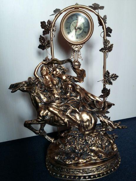 Статуетка з годинником ОБМІН
