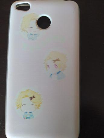 Etui Xiaomi Redmi Note 4x Mystic Messenger