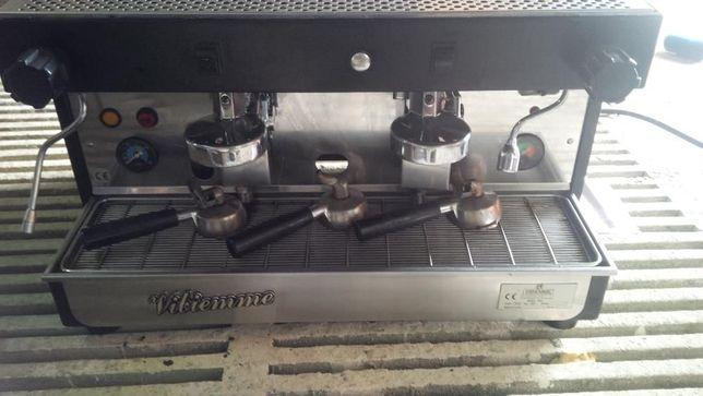 Maquina de cafe de 2 grupos Vibiemme